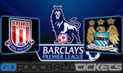 Stoke City V Manchester City Tickets